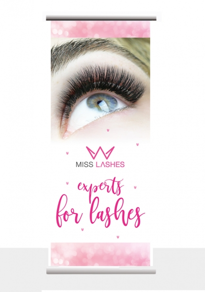 """Experts for lashes"" 